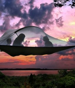 Floating Travel Tree Tent