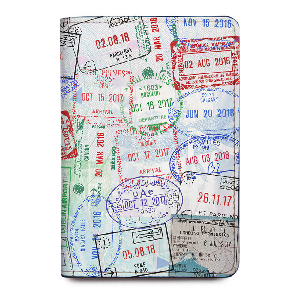 Custom Personalized Passport Holder Travel Bible Shop