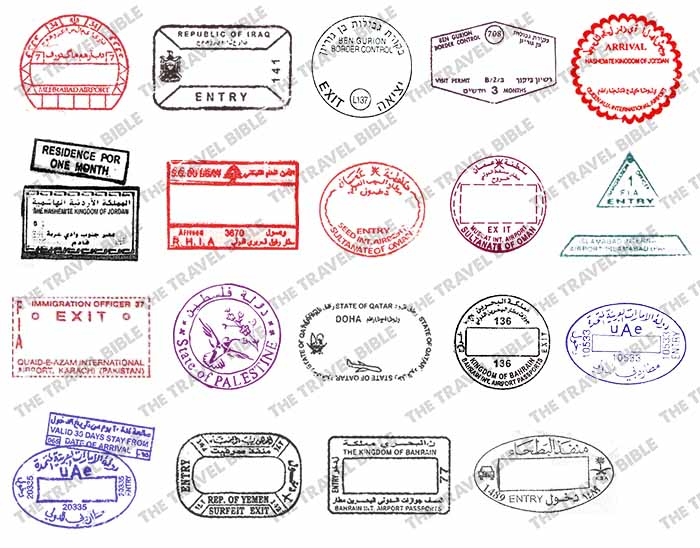 middle-east-stamps