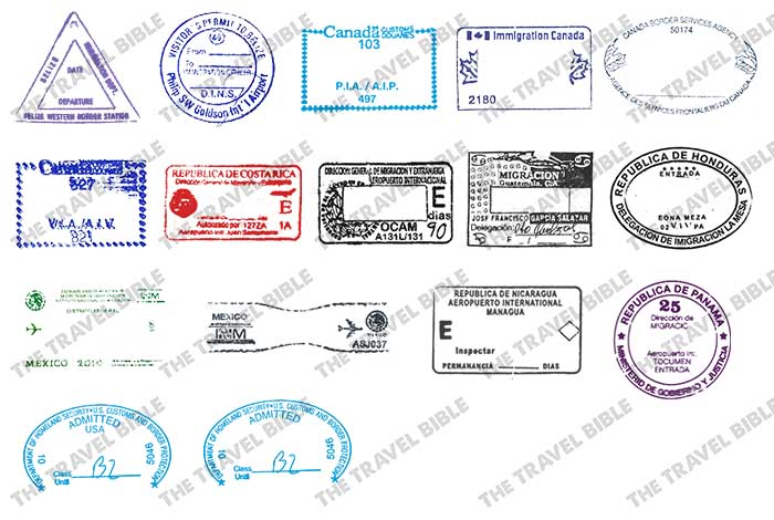 north-central-america-stamps